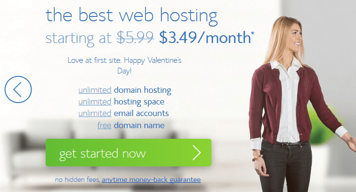 Bluehost Discount 2015