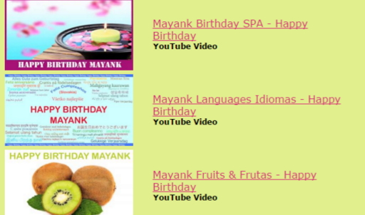 Free Birthday Song Download MP3