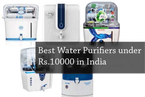 Best Water Purifiers under ₹10000