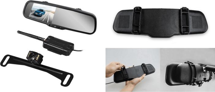 AUTO VOX Wireless Backup Camera