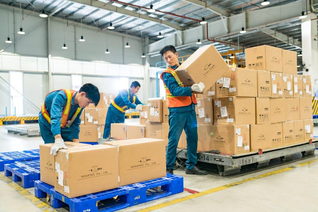 Warehouse factory Hanoi Corporate Photographer