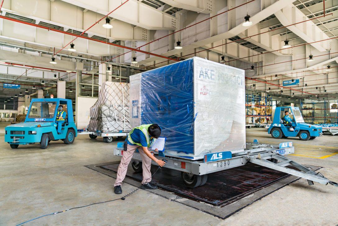 Warehouse Hanoi Corporate Photographer