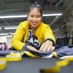 Vietnam Photographer | Factory Photography and Textile Photography