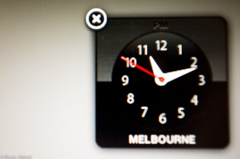Today is 11/11/11 at 11:11pm