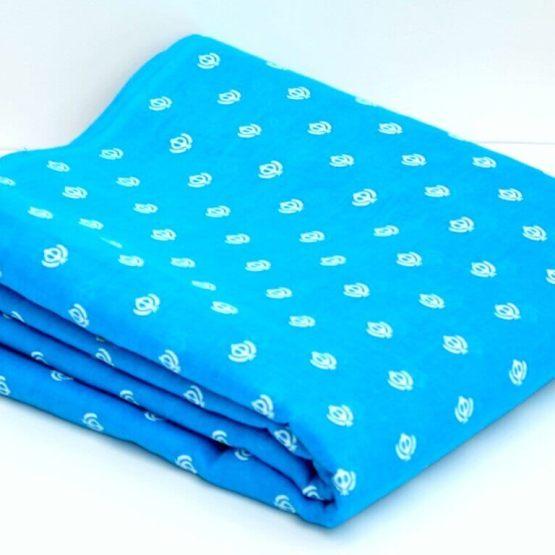 Khanda Blue Buy Designer Turbans