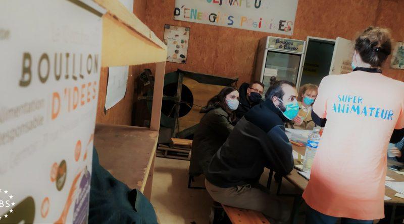 AFIP Hdf Le Germoir : l'alimentation comme levier pour favoriser le bien être et la santé, les liens sociaux, la valorisation du territoire