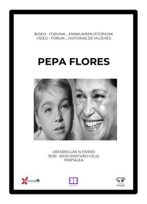 Emakumeen istorioak: Pepa Flores - Marisol