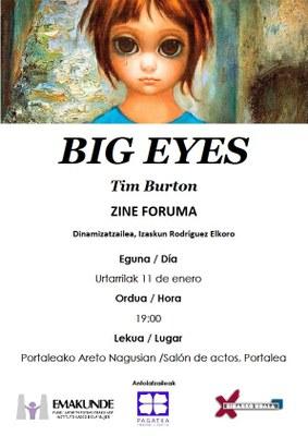 Zine-Foruma: Big Eyes