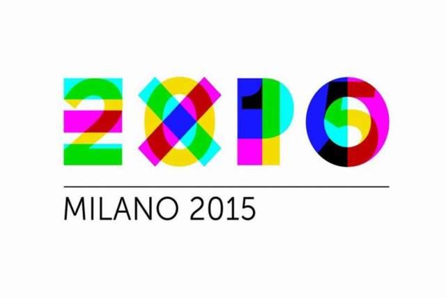 logo dell'expo di Milano 2015