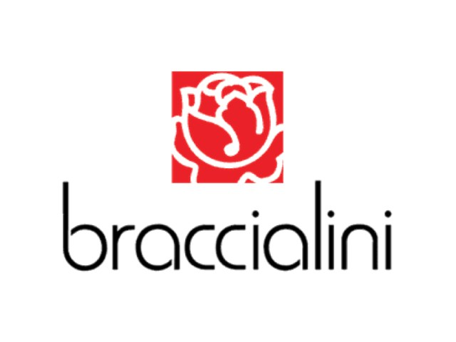 logo of the brand braccialini