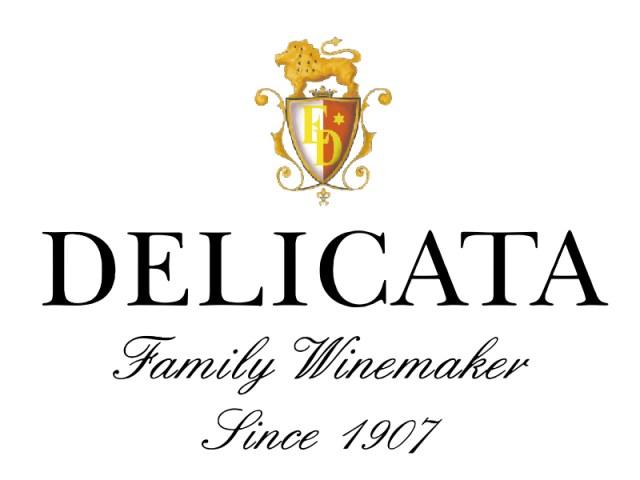 logo della marca che si chiama delicata