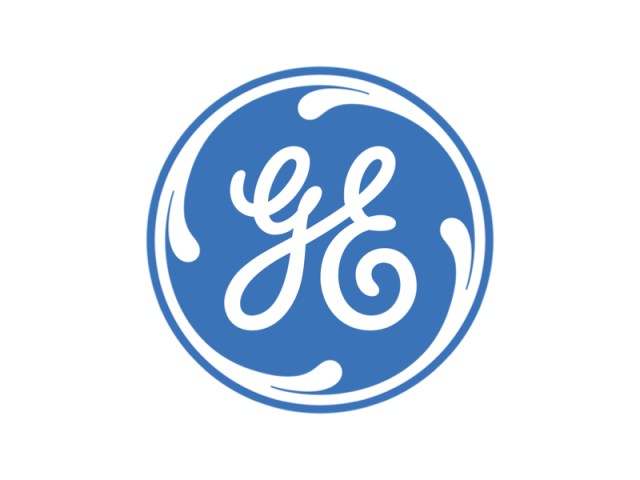 logo della marca che si chiama General Electric