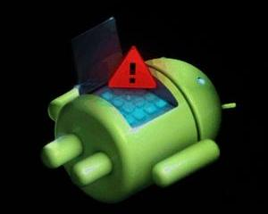 android down