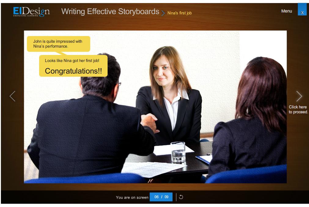 ILT to Effective Online Conversion using Storytorials 2