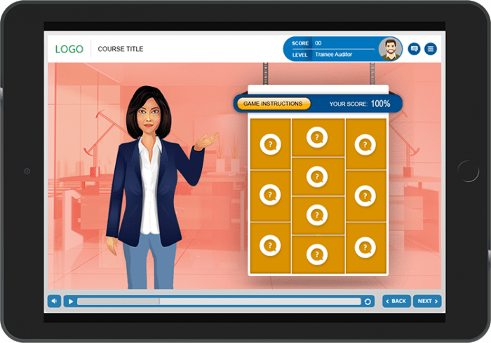 Gamification In Compliance Training: Graduate As A Compliance Auditor