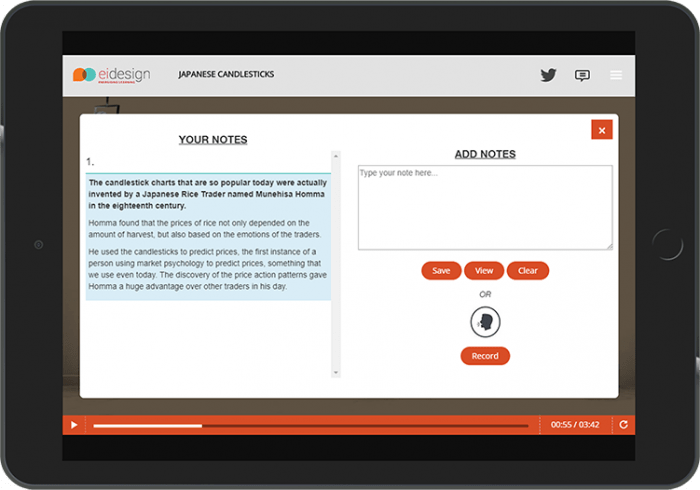 Microlearning-Based Interactive Video For Conceptual Learning