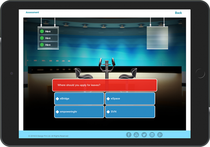 Gamified Assessments