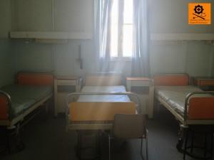 Άδεια κρεβάτια κλειστού νοσοκομείου. Ειδικευόμενοι Ιατροί. Αγροτικοί εξειδικευόμενοι επικουρικοί νοσηλευτές. eidikeyomenoi eidikeuomenoi