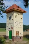 So ähjnlich wie hier im ostthüringischen Untitz könnte der KEV-Turm in Bouderath einmal aussehen. Bild: Stiftung-Pro-Artenvielfalt