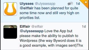 Twitter Ulysses