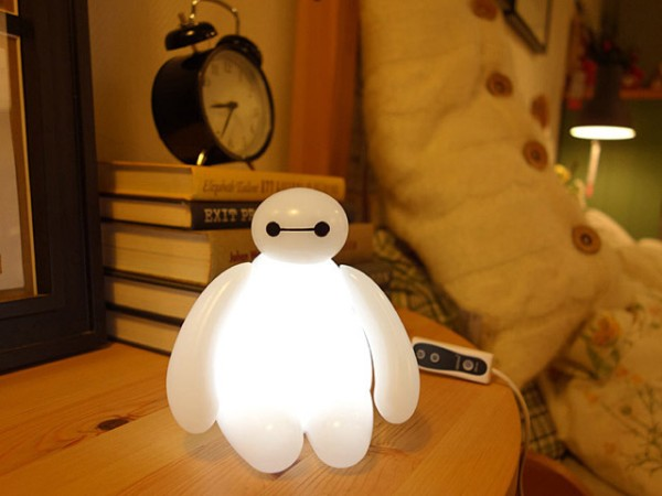 Baymax LED Lamp1