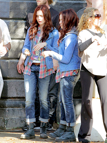 stunt-doubles-landing_lily-collins
