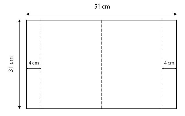 Rechteck form