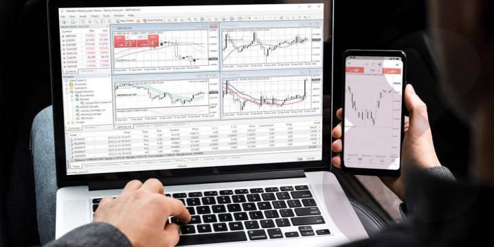 demo account trading