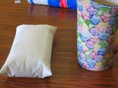 Milk in bag