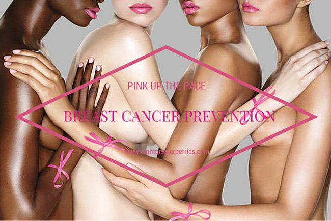 Visit www.eightpepperberries.com for Breast Cancer Prevention & Awareness Tips
