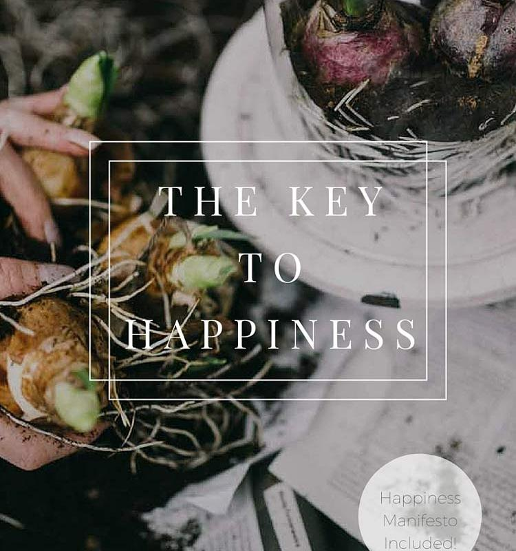The Key To Happiness >> Eight Pepperberries
