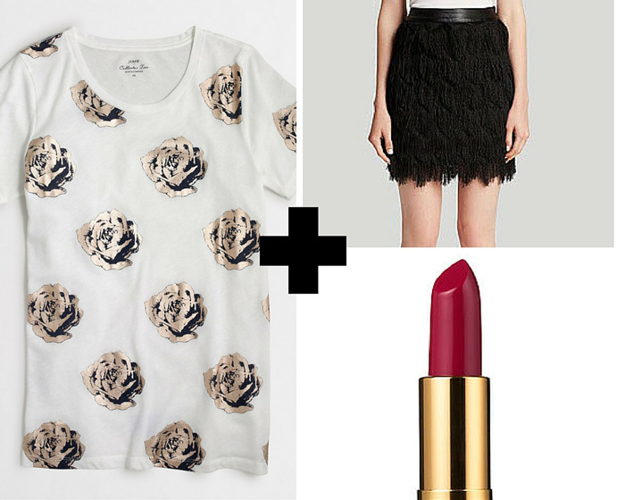 3 Glamorous New Years Eve Outfits >> Eight Pepperberries