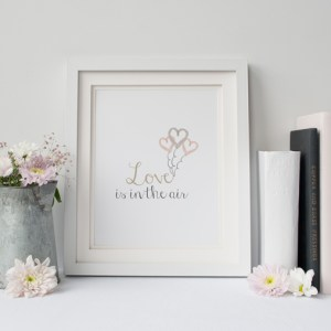 Love Is In The Air [free art print] >>Eight Pepperberries