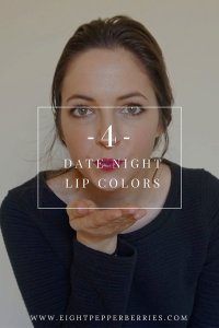 Get ready to pucker up with these 4 date night lipsticks. These budget friendly lip color finds will make you feel fabulous!