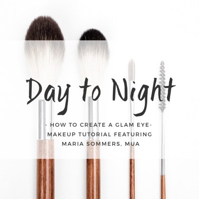Day to Night || Glam Eye Tutorial