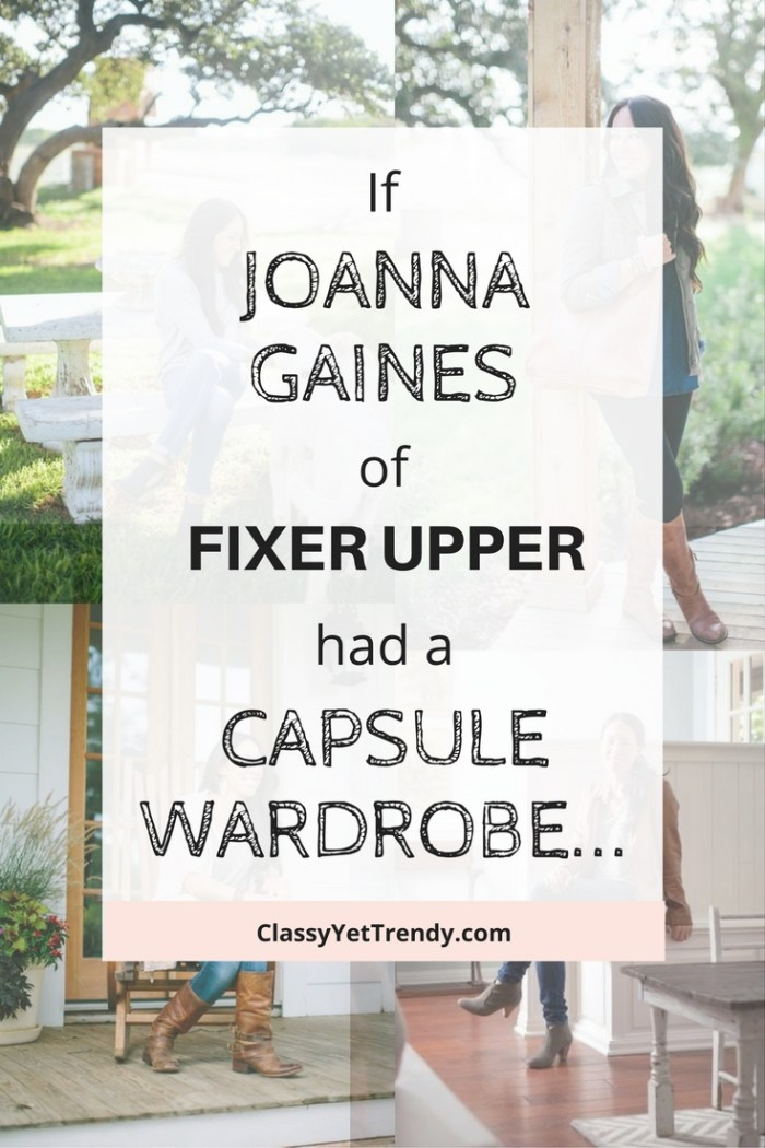 Upper Had A Capsule Wardrobe by Classy Yet Trendy featured on Totally Terrific Tuesday hosted by Eight Pepperberries
