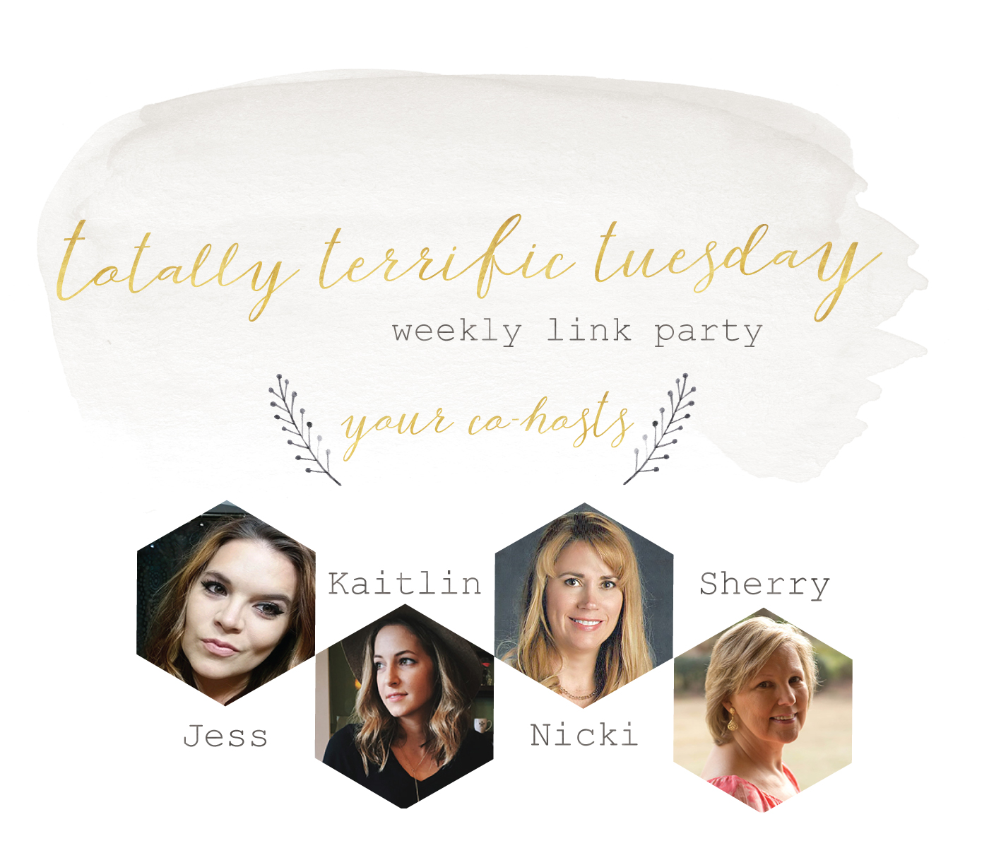 Totally Terrific Tuesday Weekly Link Party