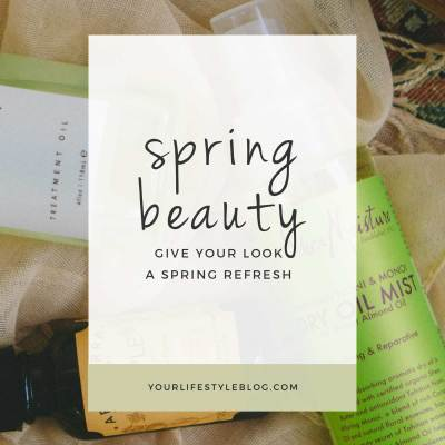 Eyes, Lips, Face & Body (Spring Beauty Finds)