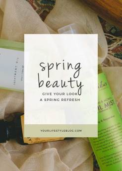 Spring Beauty Finds    Freshen up your look with these beauty products for eyes, lips, face & body >> Eight Pepperberries