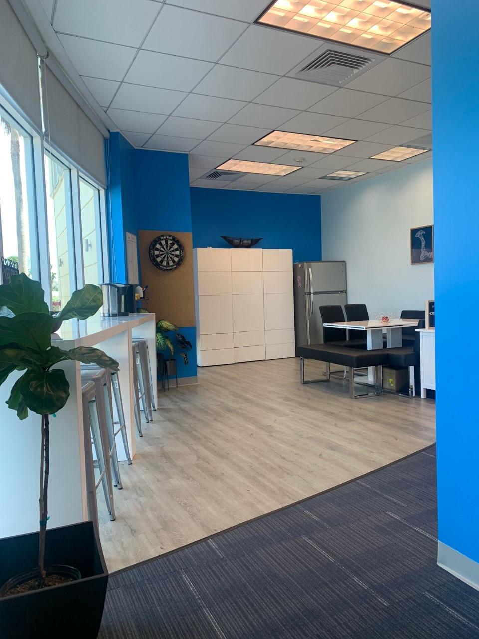 Eightpoint Office - Break Room