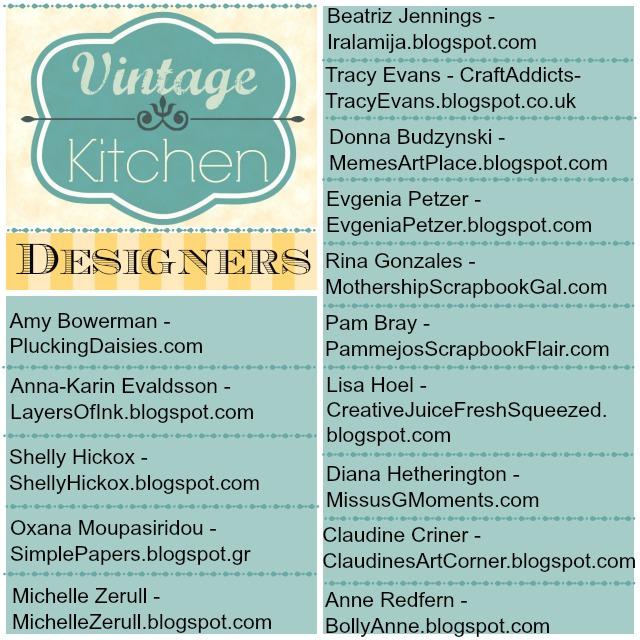 Vintage Kitchen Sneak Peek | Eileenhull.com