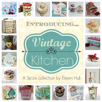 Vintage Kitchen Sneak Peek