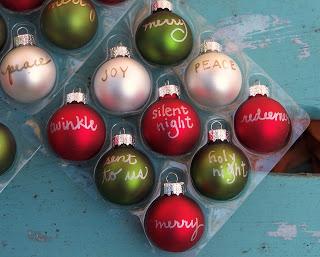 Tiny Ornaments