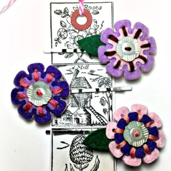 Even more Sizzix Stitchlit Project Ideas
