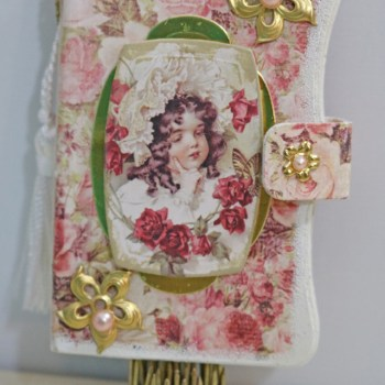 Barbara Rankin's Sizzix Needle Book