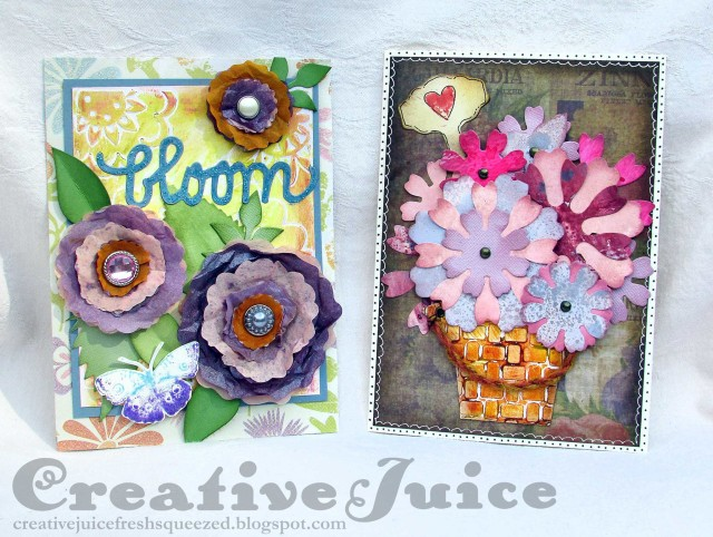 New sizzix paper flower projects eileen hull new sizzix paper flower projects mightylinksfo