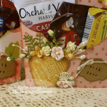 Appreciation Flower Pocket by Anita Scroggins