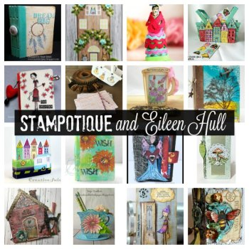 Ultimate List of Stampotique Sizzix Project Tutorials