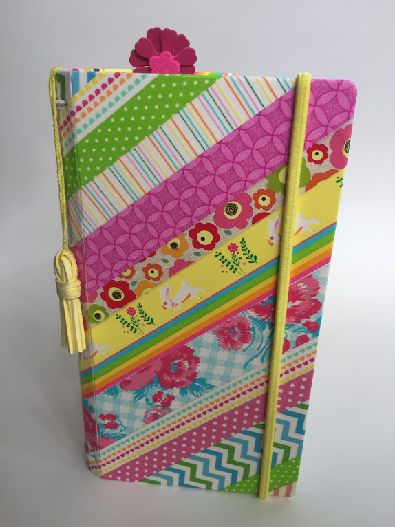 What To Do With Washi Tape easy sizzix washi tape journal - eileen hull