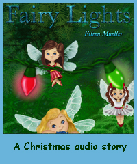 A children's Christmas audio book